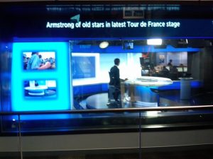 abc 24 news - the studio