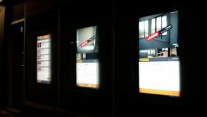 digital signage real estate