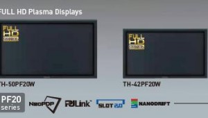 panasonic plasma screen