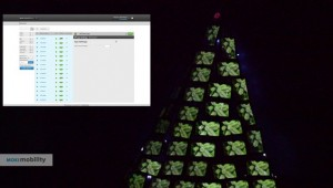 Weekend Fun: Innovative Christmas Tree using Tablets