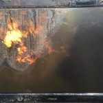 EVER WANTED TO SEE A DIGITAL SCREEN MELT? WATCH THIS!