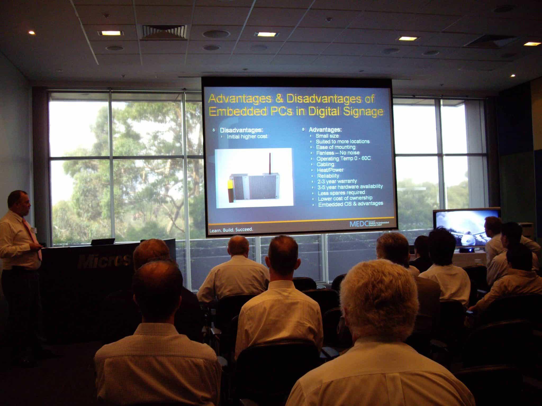 ICP Seminar