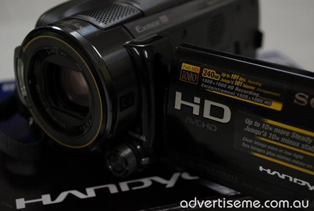 Digital Signage Sony HD1