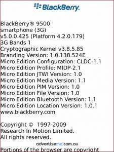 Blackberry Storm v5
