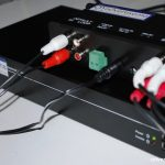 Digital Signage Player with audio tripper