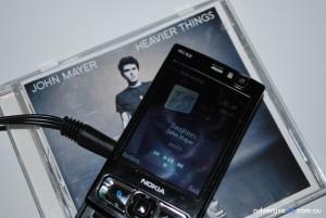 John Mayer CD - Nokia N95