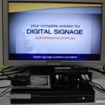 Digital Signage Player with Advertise Me promotion