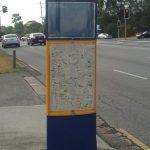 digital signage bus