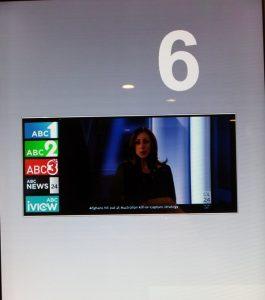 digital signage lifts