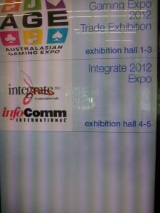 Integrate 2012