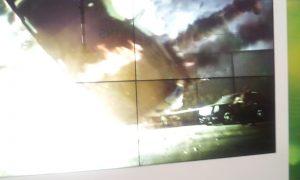 Panasonic Video Wall
