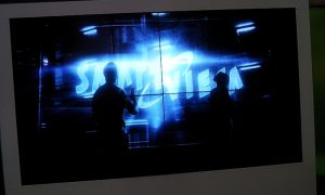 Samsung Video Wall