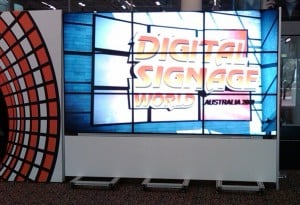 digital signage world