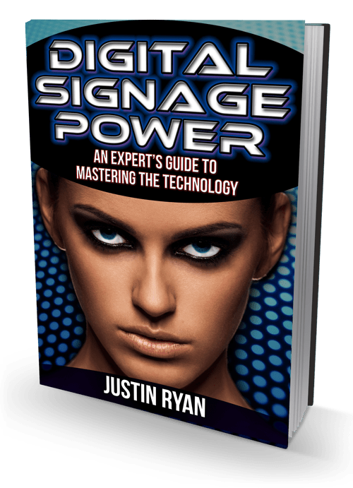 Digital Signage Power Book
