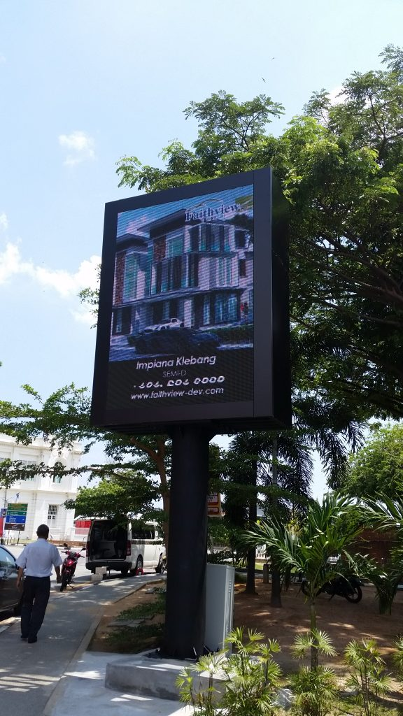 Digital Signage Malaysia Outdoor LED boards