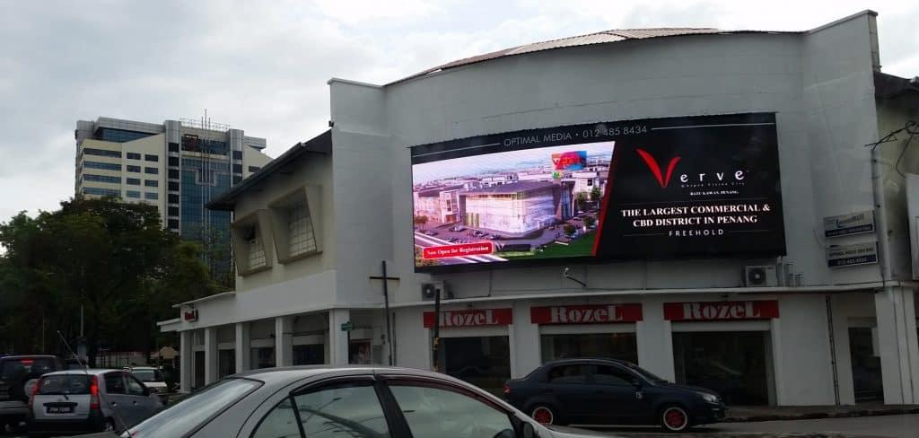 Digital Signage Malaysia Outdoor LED