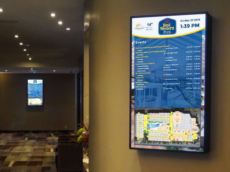 Case Study Improving Guest Experience With Smart Digital