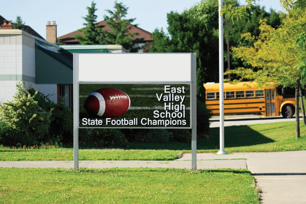 The Importance of Great LED Software SchoolMonumentSign