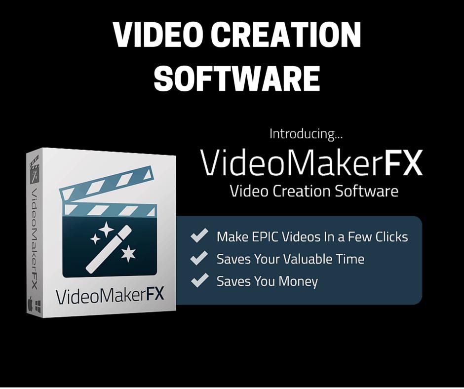 Video Creation Software VideoMakerFX