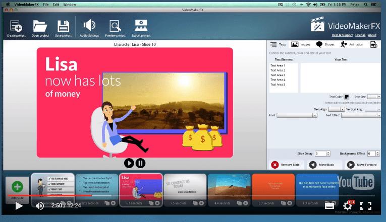 Video Maker FX Promo Video