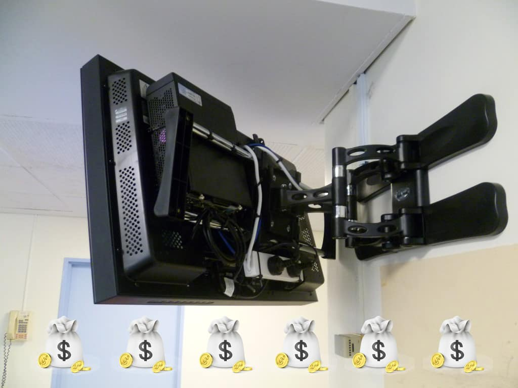 Cost to Upgrade Digital Signage Solution