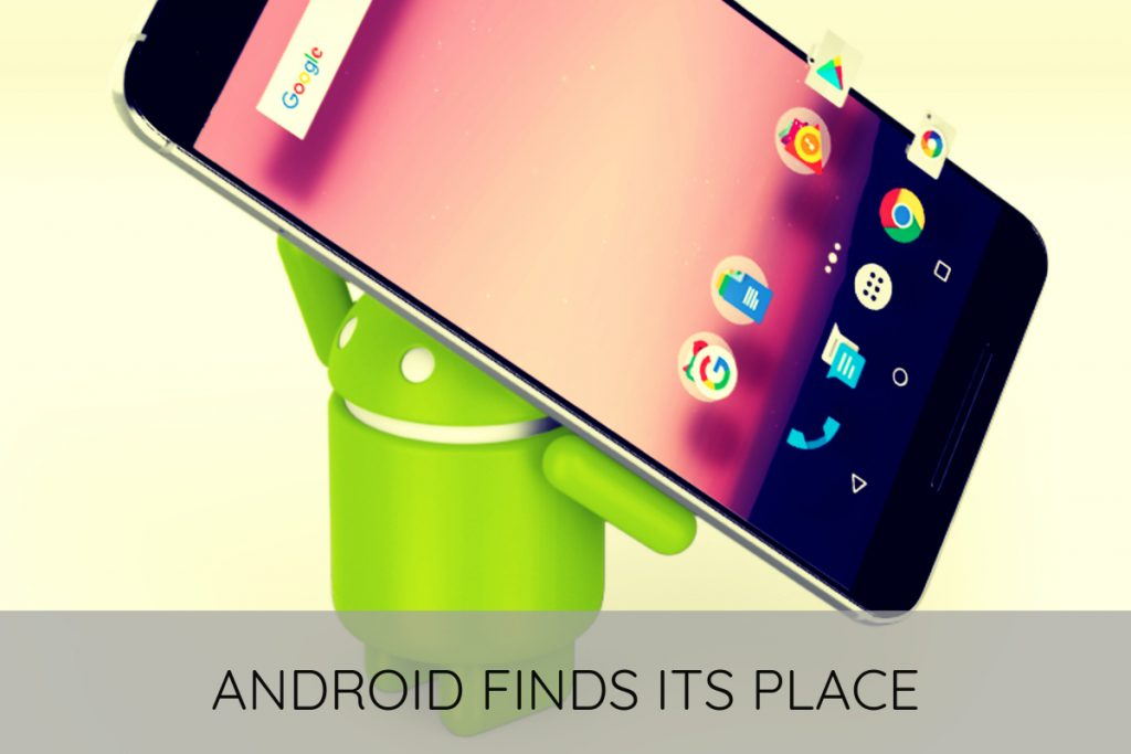 Digital Signage Blog - Android Finds its place