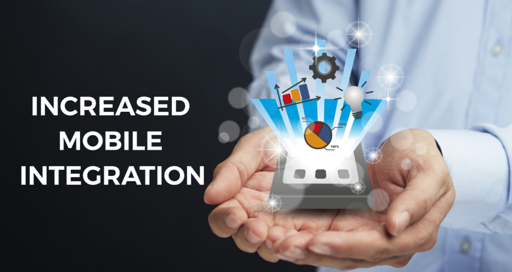 Digital Signage Blog - Increased Mobile Integration