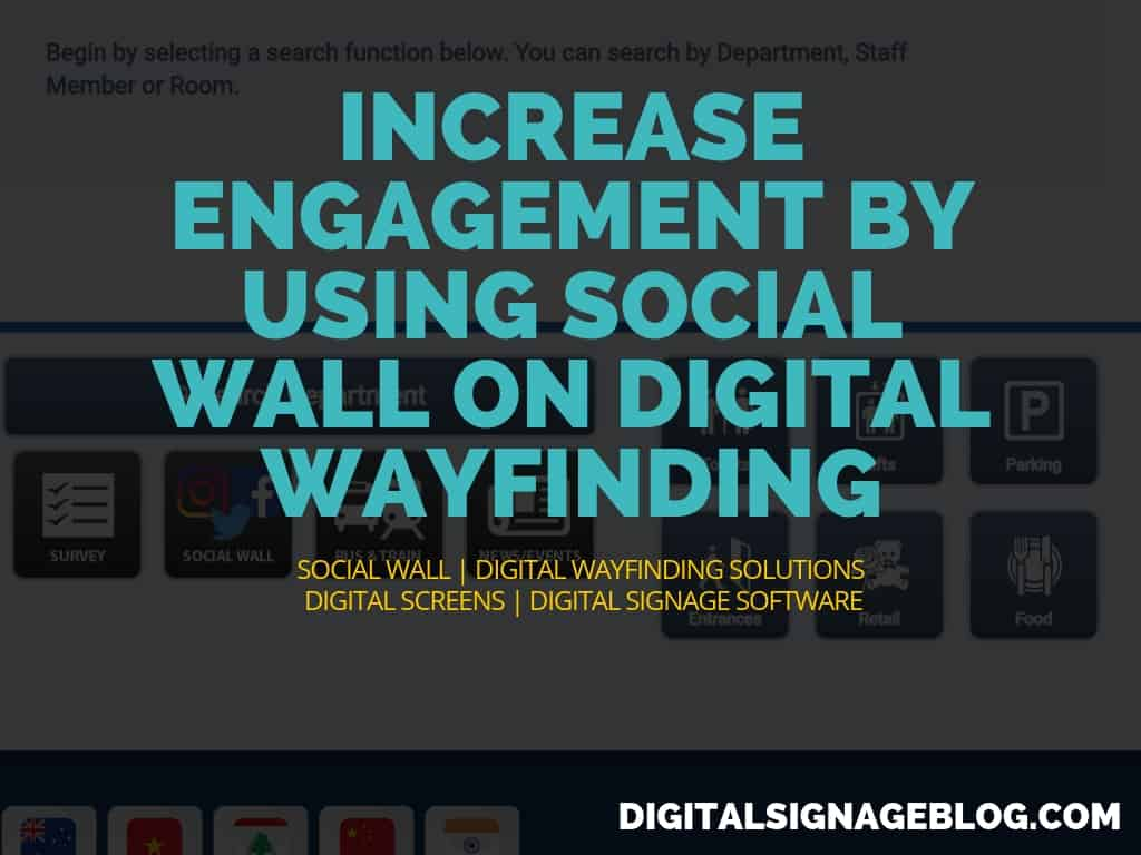 HOW TO INCORPORATE GOOD DESIGN ELEMENTS IN YOUR DIGITAL SIGNAGE