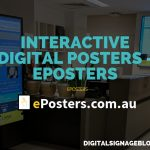 INTERACTIVE DIGITAL POSTERS - EPOSTERS