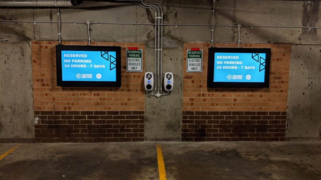 Digital Signage Blog - Digital Signage Solution Car-park module City Canterbury Bankstown Council