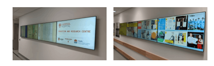 Digital Signage Blog - VIDEO WALLS FOR UNIVERSITIES video wall images